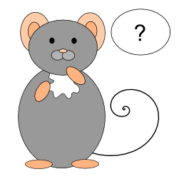 Un rat, ça ne peut pas vomir !