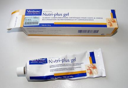 Pâté vitaminée nutri-gel plus